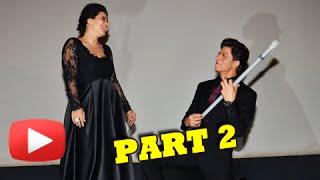 getlinkyoutube.com-Shahrukh Khan, Kajol Celebrate 1000 Weeks Of DDLJ At Maratha Mandir | Part 2