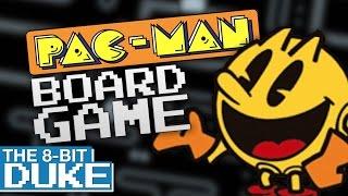getlinkyoutube.com-Pac-Man Board Game - The 8-Bit Duke