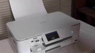 Brother Printer DCP-J4215N A3写真印刷