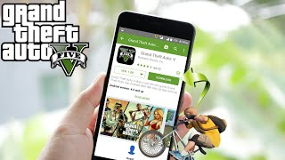Download now gta 5 for Android from App store