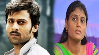 getlinkyoutube.com-Prabhas - YS Sharmila  Controversy | Prabhas Denies Affair With Sharmila | TV5 News