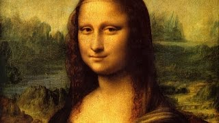 Mysteries of the Mona Lisa, painted by Leonardo da Vinci.  Great for kids and esl