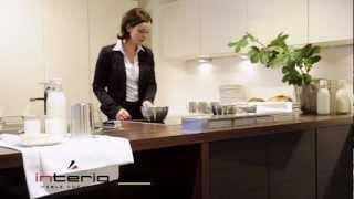 Okap wysuwany z blatu - meble kuchenne Nolte