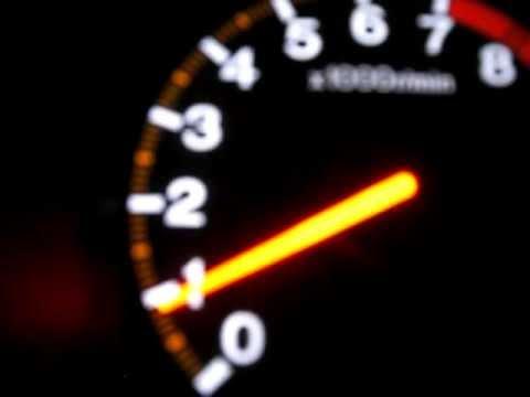 Honda accord 7 (2004) прыгают обороты на холостых.