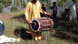 getlinkyoutube.com-Dhol Baja Datote Rawalakot Azad Kashmir Pakistan