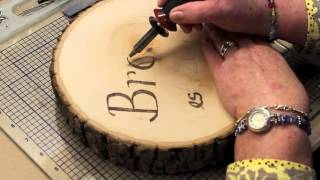 getlinkyoutube.com-Walnut Hollow® | Calligraphy Point for the Creative Versa-Tool®