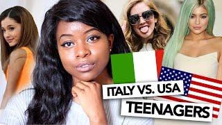 getlinkyoutube.com-ITALY VS USA | TEENAGERS