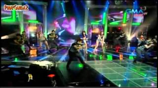 Party Pilipinas [Kulay] - Gwen, Chloe, Rhian, Bela & Manoevers  = 5/27/12