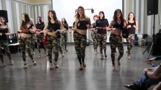 getlinkyoutube.com-Dancing Queens Kizomba Lady Show by Marina Russia