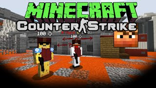 Minecraft: Counter Strike - E4 - Nooben Karl - w/ Måns & Karl - Cops & Crims