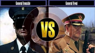getlinkyoutube.com-Pro:Gen Mod Challenge Mode: General Ironside VS General Kwai
