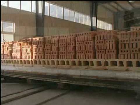 Tunnel Kiln For Brick Firing Process