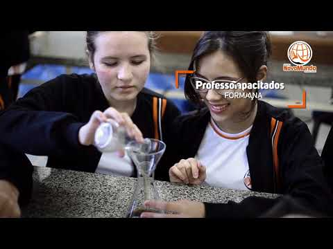 Colegio Mundo Novo - Goioerê