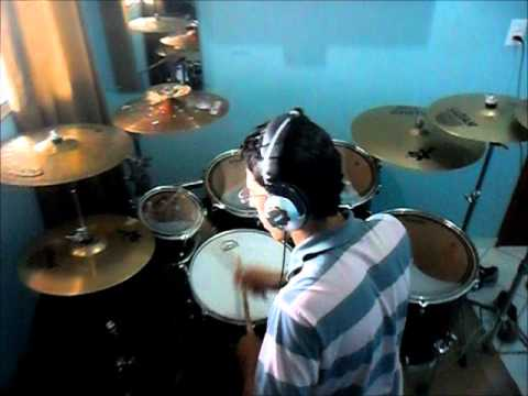 Fellipe Alves - Arde Outra Vez - Thalles Roberto (Drum Cover)