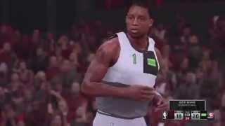 getlinkyoutube.com-2K Momentum? - Why Is Three Point Shooting So Inconsistent?? NBA 2K16 Gameplay