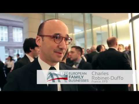 EFB Summit Interviews 25/11/2014 - Charles Robinet-Duffo  Thumbnail