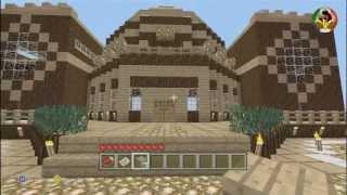 getlinkyoutube.com-Il mondo piu grande di Minecraft in Italia su Xbox by Vaffa + 2contest