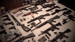 getlinkyoutube.com-Airsoft Gun Collection