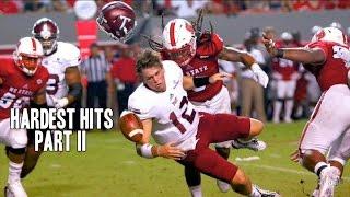 getlinkyoutube.com-Hardest Hits of the 2015-16 College Football Season || Part 2 ᴴᴰ