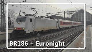 getlinkyoutube.com-Lege Citynightline vertrekt van Amsterdam Centraal!