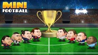 getlinkyoutube.com-Mini Football Head Soccer Game Android Gameplay [HD]