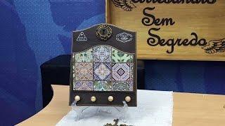 getlinkyoutube.com-Porta-Chaves e Cartas de Azulejo Português