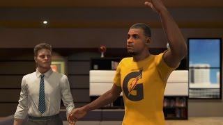 getlinkyoutube.com-NBA 2K15 PS4 My Career - Nike, Jordan, or Adidas?