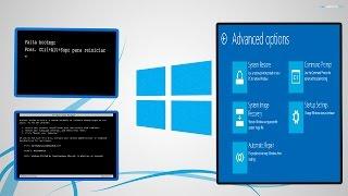 getlinkyoutube.com-Como resolver problema de inicialização do Windows 8 (Falta bootmgr)