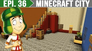 getlinkyoutube.com-Minecraft City - Vila do Chaves