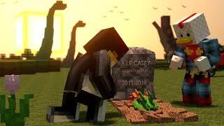 "getlinkyoutube.com-Minecraft Dinosaurs | Jurassic Craft Ep 97! ""CASEY'S FUNERAL"""