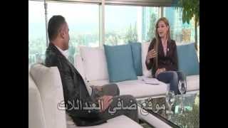 getlinkyoutube.com-مقابلات الفنان ضافي العبداللات  على المحطات العربيه  ( موقع ضافي العبداللات )