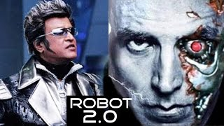 Robot 2 Official Trailer 2017 | Rajinikanth | Akshay Kumar | Amy Jackson