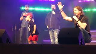 Timeless with special dancer (Home Free) 03-03-18