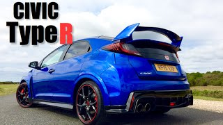 getlinkyoutube.com-2016 Honda Civic Type R Review - Inside Lane