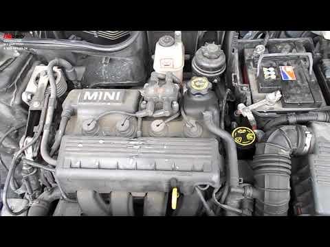 Двигатель (Мицубиси) Mini Cooper R50, R53 1 6, W10 B16 A1