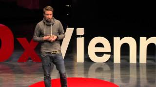 Design vs. Normality: Tom Bieling at TEDxVienna