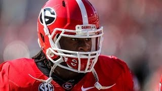 getlinkyoutube.com-Todd Gurley || Georgia Highlights ᴴᴰ
