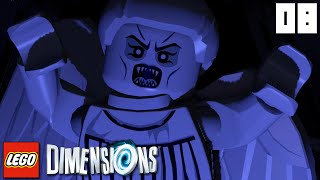 "getlinkyoutube.com-""CREEPY WEEPING ANGELS!!!"" LEGO Dimensions Part 08 - 1080p HD PS4 Gameplay Walkthrough"