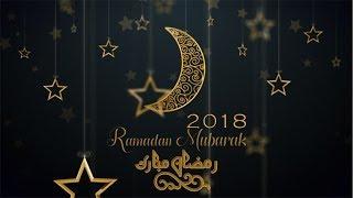 Ramadan Kareem Mubarak 2018 Animation || The Humanity