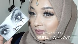 getlinkyoutube.com-Quick & Simple Makeup Tutorial - Prom Look
