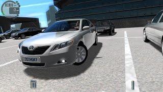 getlinkyoutube.com-City Car Driving 1.5.0 Toyota Camry 2008 [Logitech G27]