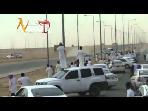 NEW CRAZY Saudi Arabia drift 2011