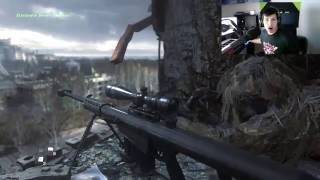 """getlinkyoutube.com-OPTIC PAMAJ - """"All Ghillied Up"""" COD 4 REMASTERED GAMEPLAY CAMPAIGN"""