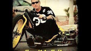 getlinkyoutube.com-Motorized Drift Trike Custom Big Wheel