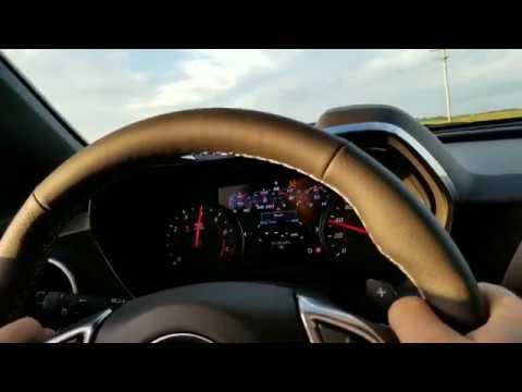 Где находится у Шевролет Camaro датчик скорости
