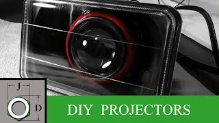 getlinkyoutube.com-How To: Make Projector Headlights for Your Car