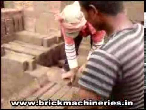 Maquina ladrillera,New Clay Bricks Making Machine,Fabrica de Maquinas para hacer Ladrillos