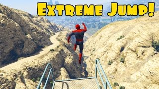 getlinkyoutube.com-Spiderman and hulk jumping from extreme height. Cartoon for kids with superheroes and 3d animation.