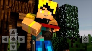 getlinkyoutube.com-Minecraft PE 0.14.0 MODS | ARMAS MOD PARA MINECRAFT PE (POCKET EDITION) 0.14.0