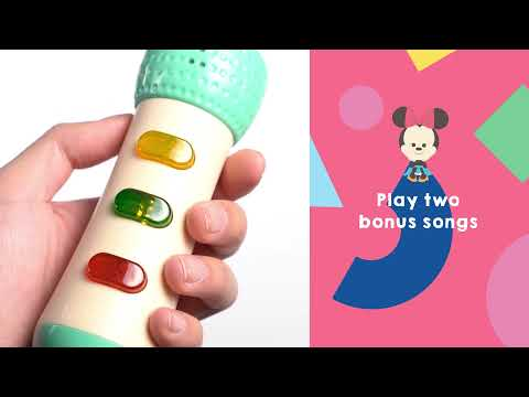 Disney Hooyay Minnie Singalong Microphone